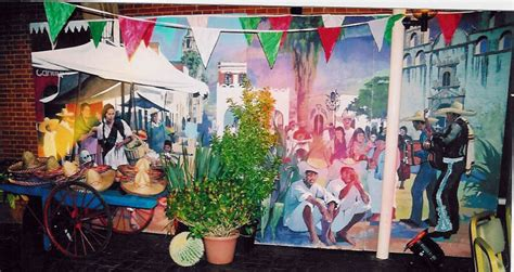 latin themed events salsa cuban and mexican themed party
