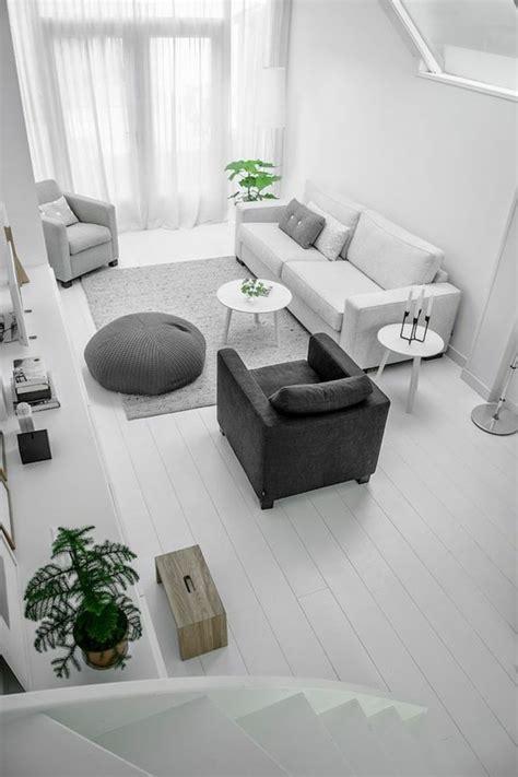 quelle densité pour un canapé meublement pour salon gris et blanc