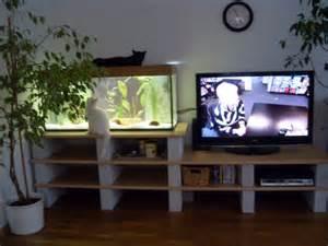 aquarium schrank ikea neues becken und dazu ein selbstgebauten schrank