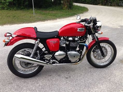 Triumph Thruxton 2012 2012 triumph thruxton for sale 20 used motorcycles from 2 000