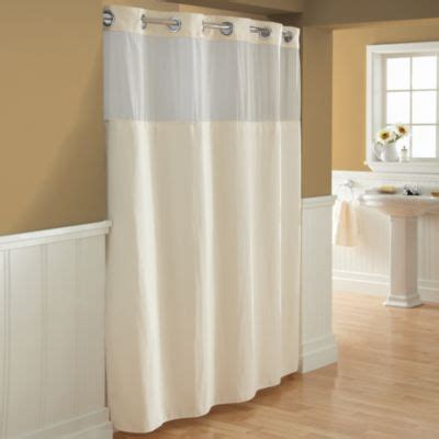 Bed And Bath Shower Curtains by Buy Hookless Shower Curtains From Bed Bath Beyond