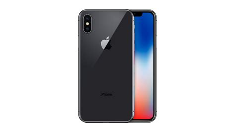 iphone x iphone x 256gb space grey apple uk