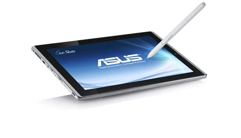 best tablet asus asus eee slate ep121 their big windows 7 tablet on