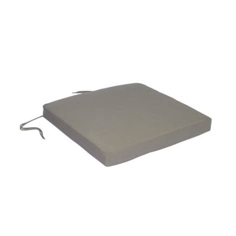 seat pads for outdoor furniture castillon seat cushion available from verdon grey the luxury outdoor furniture company