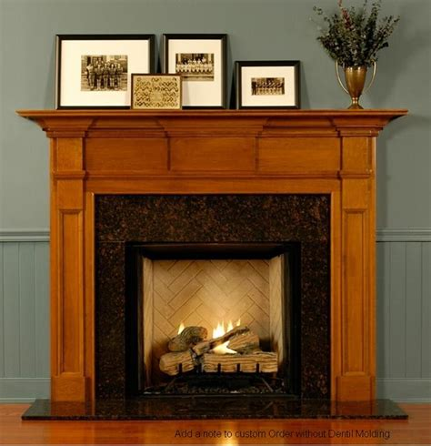 Wood Mantel On Fireplace by Wood Fireplace Mantels For Fireplaces Surrounds Design