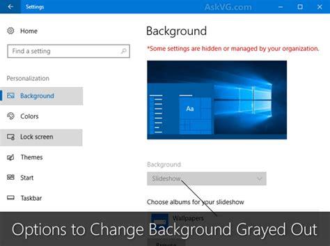 windows  desktop  lock screen background slideshow