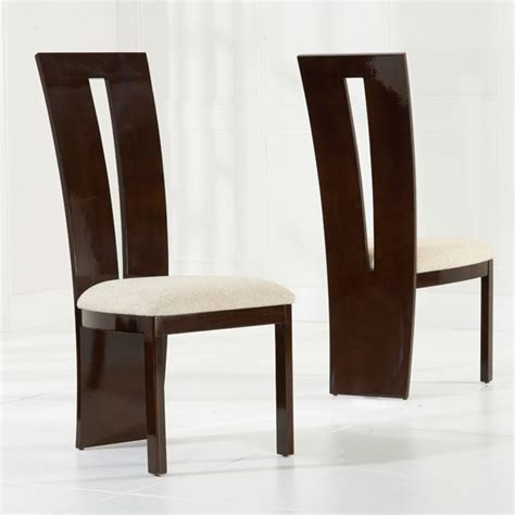 high back dining chairs rhinestone wood black white valencie solid wood high back dining chair black or brown mhf valencie dc 163 185 00 b e brands