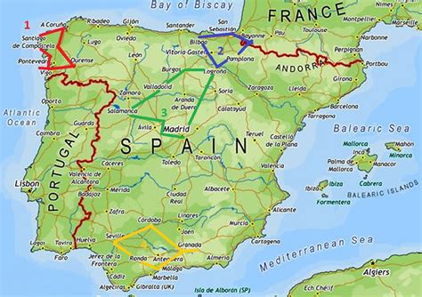 planning a road trip in spain curiosity travels