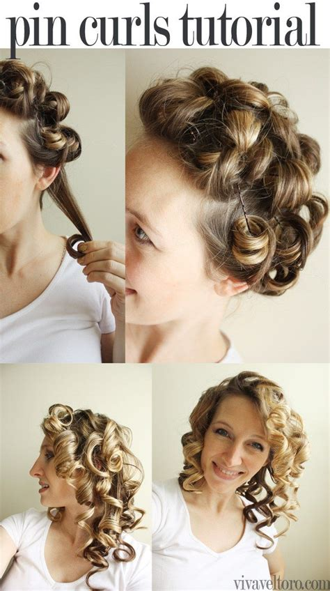 easy hairstyles without bobby pins 25 best ideas about bobby pin curls on pinterest bobby