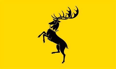 the flag of house baratheon by achaley on deviantart