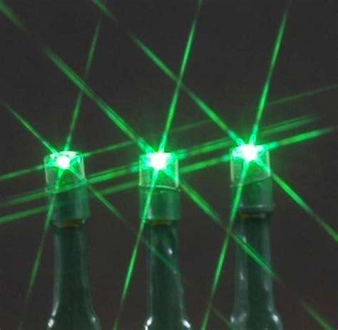 Green Solar Christmas Lights With 50 Bulbs Novelty 50 Solar Lights