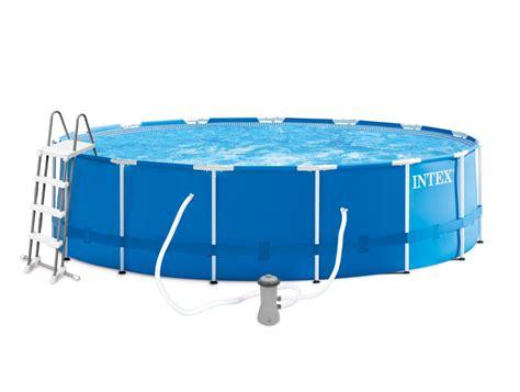 piscine autoportée intex 1099 dedeman piscina cu cadru metalic intex 457x122cm dedicat