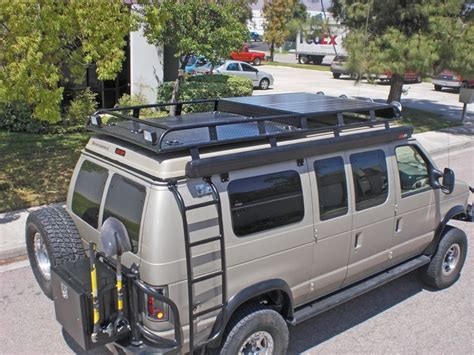 Rack Road by Aluminum Road Roof Rack And Ladder For A Ford