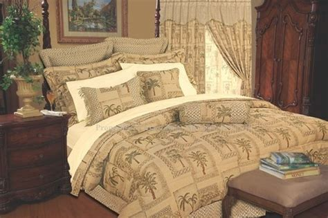 palm tree decor for bedroom 9 piece jacquard king comforter set palm tree design nrfb
