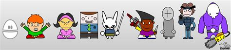 mobile newgrounds newgrounds characters ss by 53xy83457 on deviantart