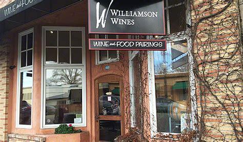 williamson wines tasting room on the wine walk in healdsburg