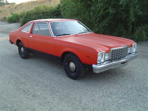 plymouth na 1978 plymouth volare coupe na prodej