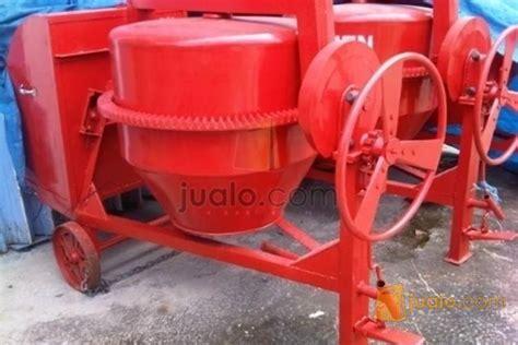 Mesin Cor mesin molen beton dan ready mix atau beton cor jakarta jualo