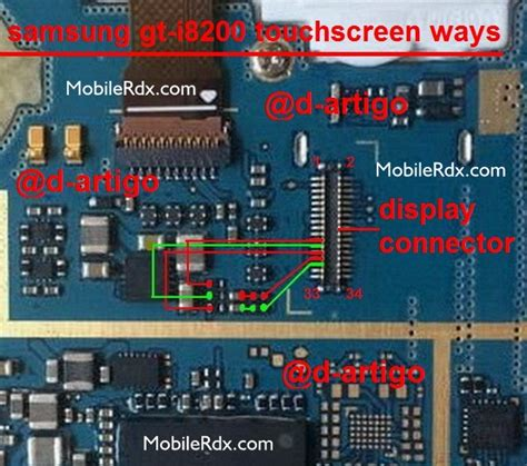 Papan Board Conektor Charger Samsung I8262 samsung gt i8200 touch screen ways solution jumper techbd bengal