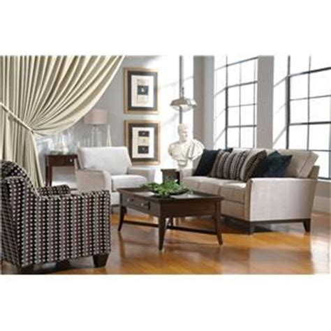 broyhill living room broyhill furniture perspectives stationary sofa with
