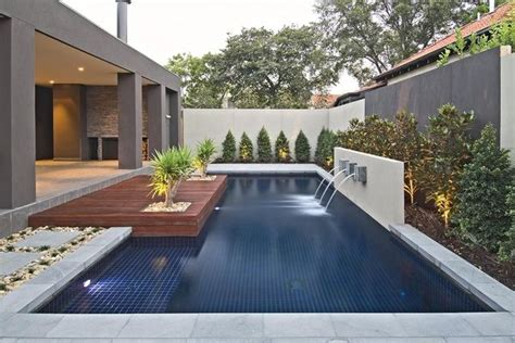 contemporary backyard ideas contemporary backyard with asian themes on drake street melbourne by cos design