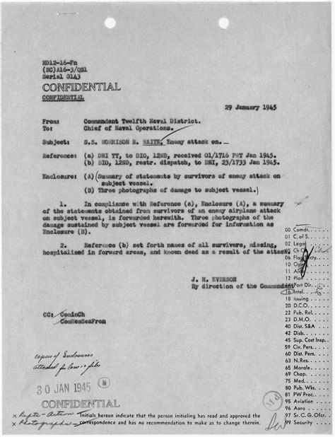 file serial 0143 cover memorandum for report from
