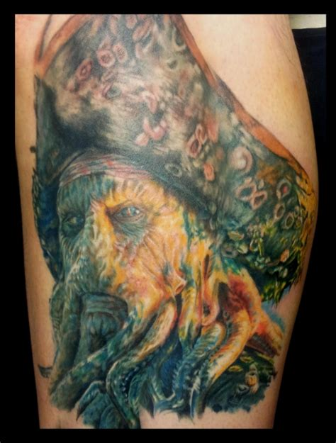 assassin ink tattoo dresden robertoalejandr davy jones assassin ink tattoo