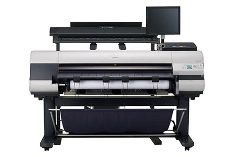 Printer Canon Scan F4 imageprograf ipf815 mfp m40