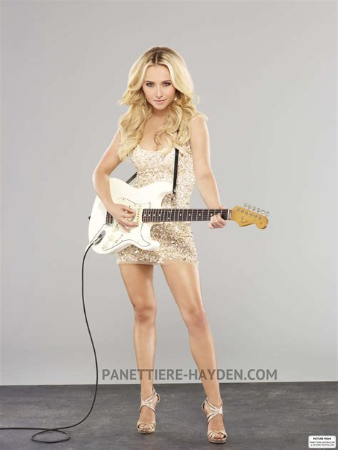 Dont Call Hayden Panettiere Lindsay Lohan by Hayden Panettiere Nashville Promo 01 Gotceleb