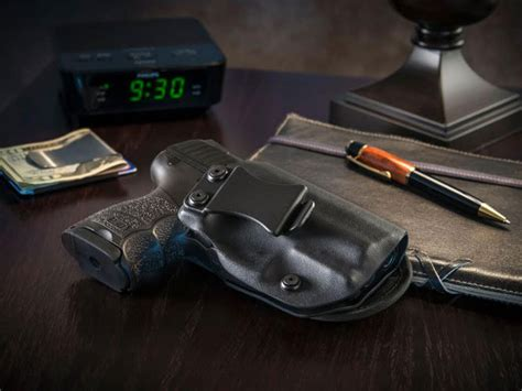 comfort holster comfort holsters announces newly redesigned holster line