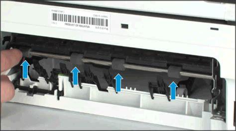 Tintenpatronen Epson 2544 by Hp All In One Drucker Fehler Kein Papier Quot Und Der