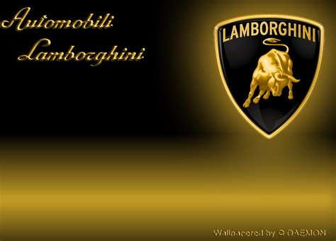 Lamborghini Symbol Wallpapers Lamborghini Logo Wallpaper Car Logo