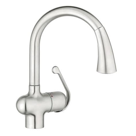 grohe ladylux kitchen faucet grohe 33755sd1 ladylux kitchen faucet