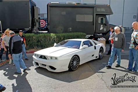 sriracha car west coast customs will i am s custom built car designed with