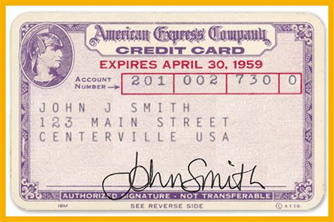 American Express Credit Card what to about credit what was the credit card