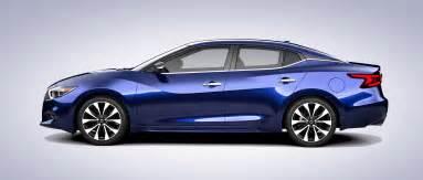 Nissan Maxima 2015 New York 2015 Nissan Maxima Revealed