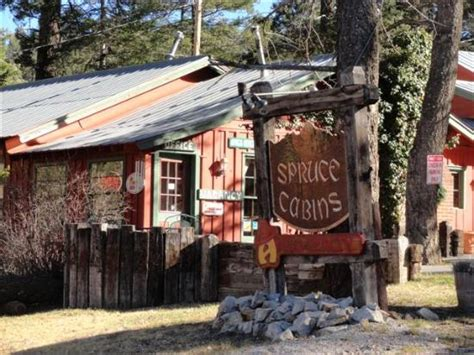 spruce cabins cloudcroft nm cground reviews