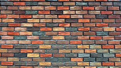 Colored Wall | 35 brick wall backgrounds psd vector eps jpg download