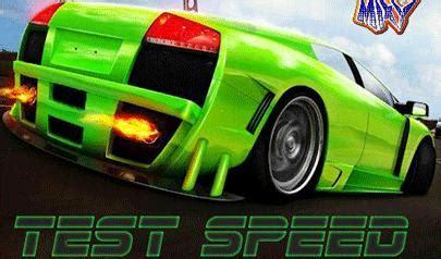 giochi test test speed il gioco