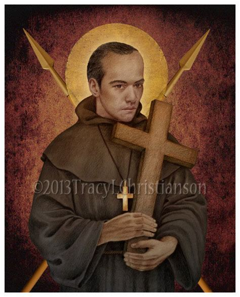 St Miki st paul miki print catholic patron of japan 4152