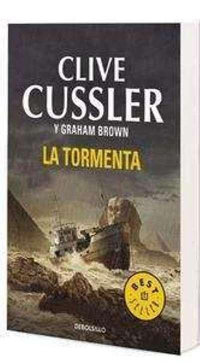 la tormenta clive cussler graham brown comprar libro en fnac es