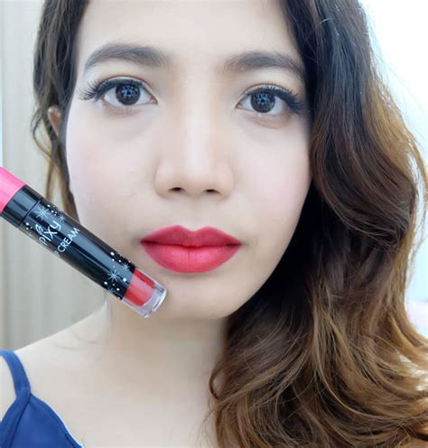 Lipstik Pixy Orange review pixy lip all shades story hobby and by aprijanti