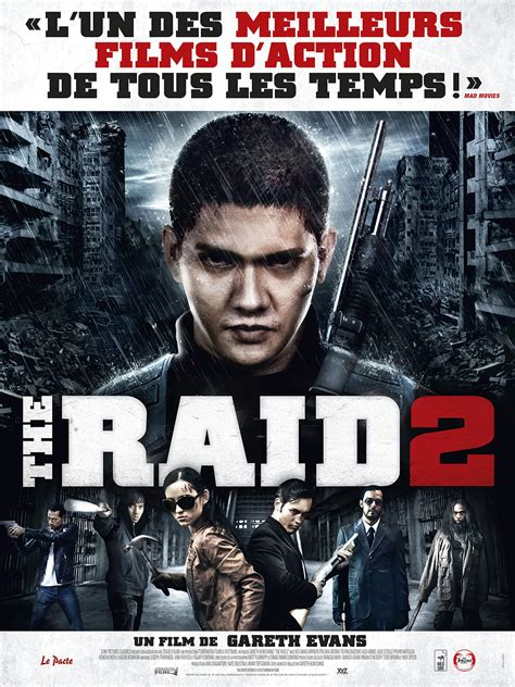 film action la mafia the raid 2 film 2014 allocin 233