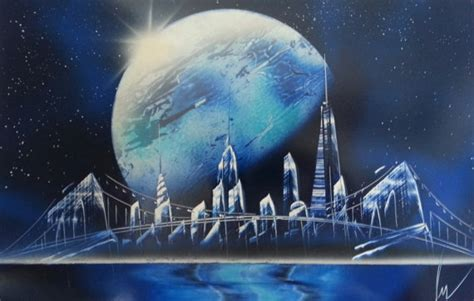 new york spray painter spray paint new york space space painting