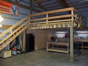 shop plans with loft