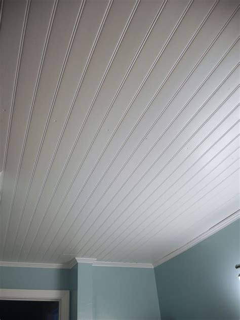 beadboard panels on ceiling cm shaw studios how to a stylish house and small