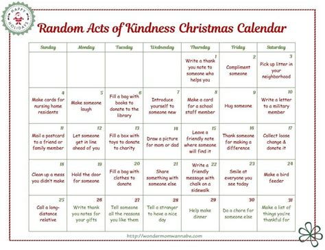 28 random acts of kindness 28 different random acts of kindness ideas in four