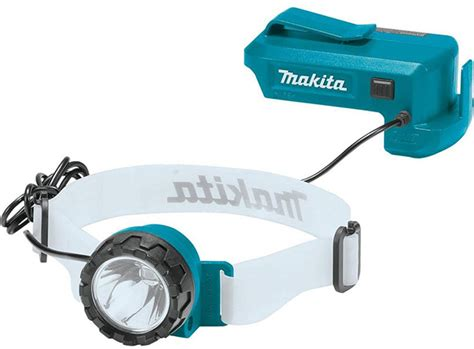Led Battery Adapter new makita 18v led headl with belt clip battery adapter