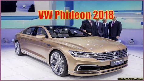 volkswagen phideon interior volkswagen phideon 2018 gte review interior exterior