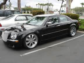 Pictures Of Chrysler 300 With Rims Chrysler 300 On 22 Rims Find The Classic Rims Of Your